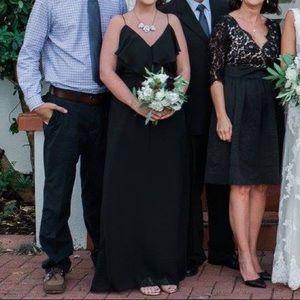 Nouvelle Amsale Ashley Bridesmaid Gown